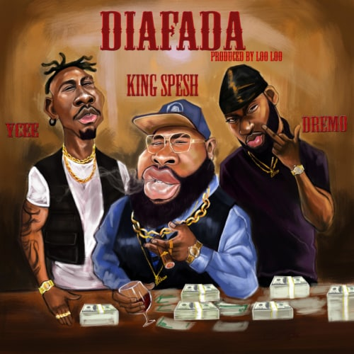 Download video King Spesh Diafada ft Ycee & Dremo mp4