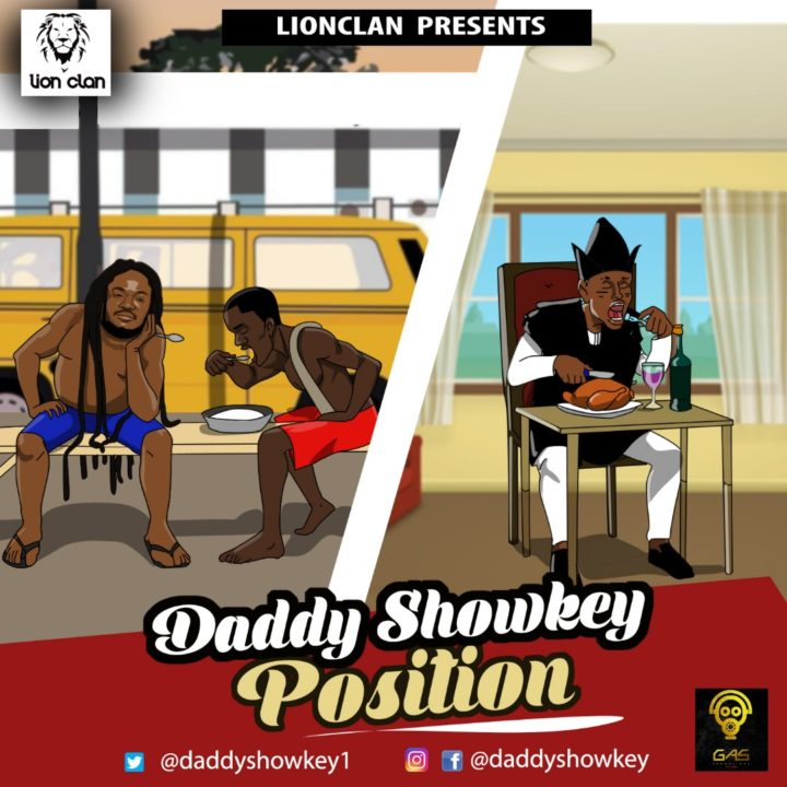 Download Daddy Showkey Position Mp3