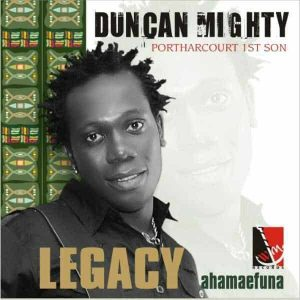 Download Song Duncan Mighty Port Harcourt Boy Mp3