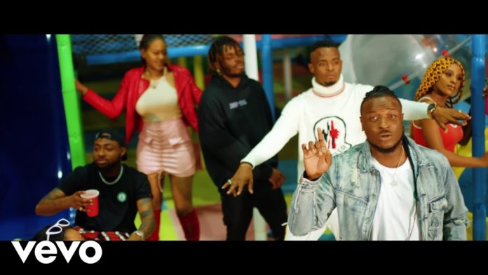 Video Mp4 Pryme Kilode ft Davido & Peruzzi Official Video