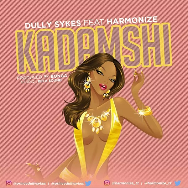 Download Dully Sykes Kadamshi ft Harmonize Mp3
