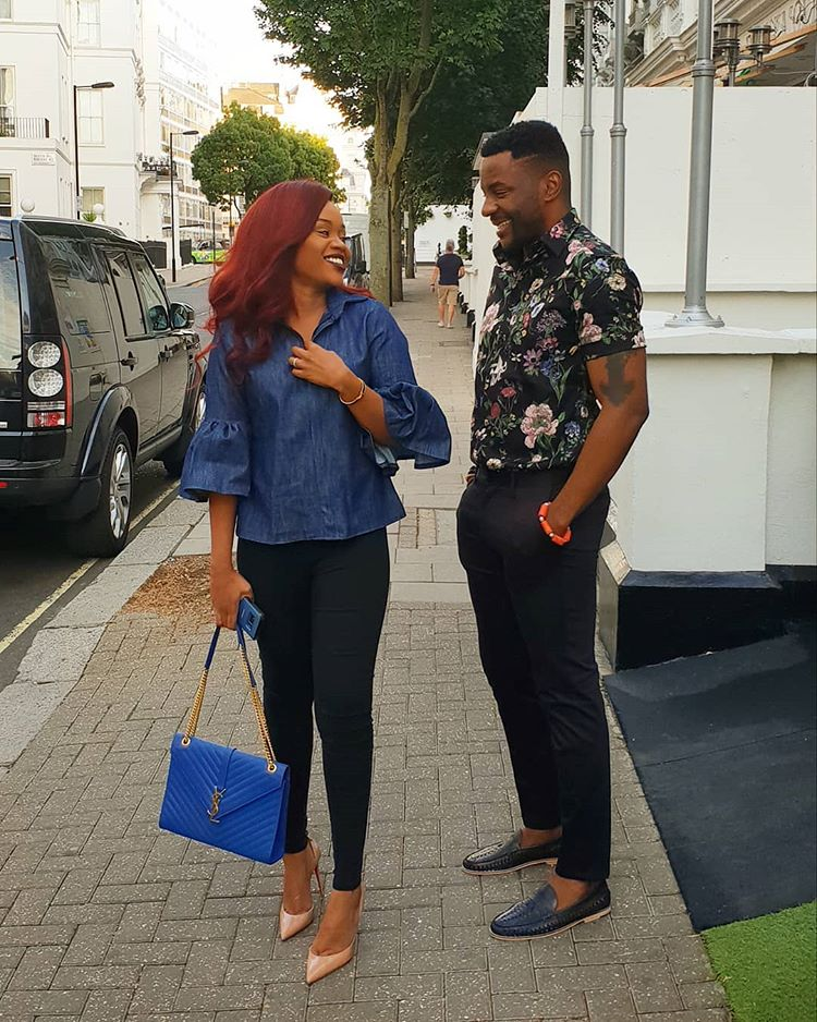 Ebuka Obi-Uchendu Celebrates His Wife, Cynthia On Her Birthday With Lovely Photo