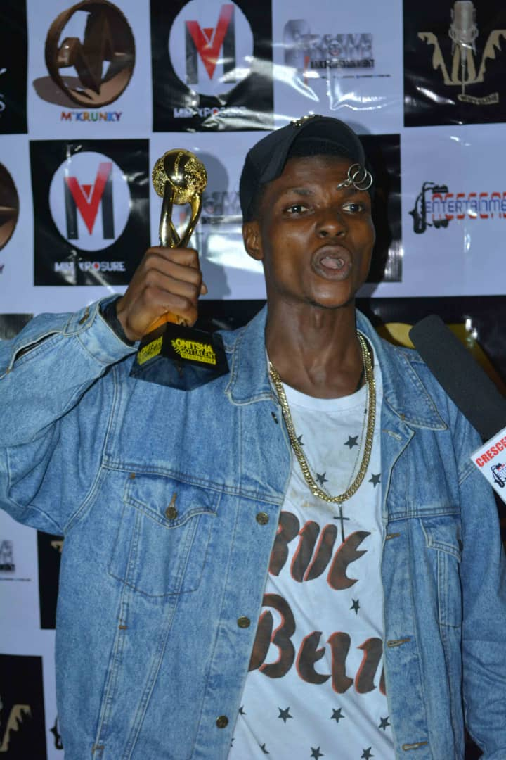 Lil Censor Becomes the Winner of Onitsha got talent 2018 edition