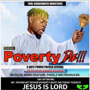 Download Olamide - Poverty Die Mp3