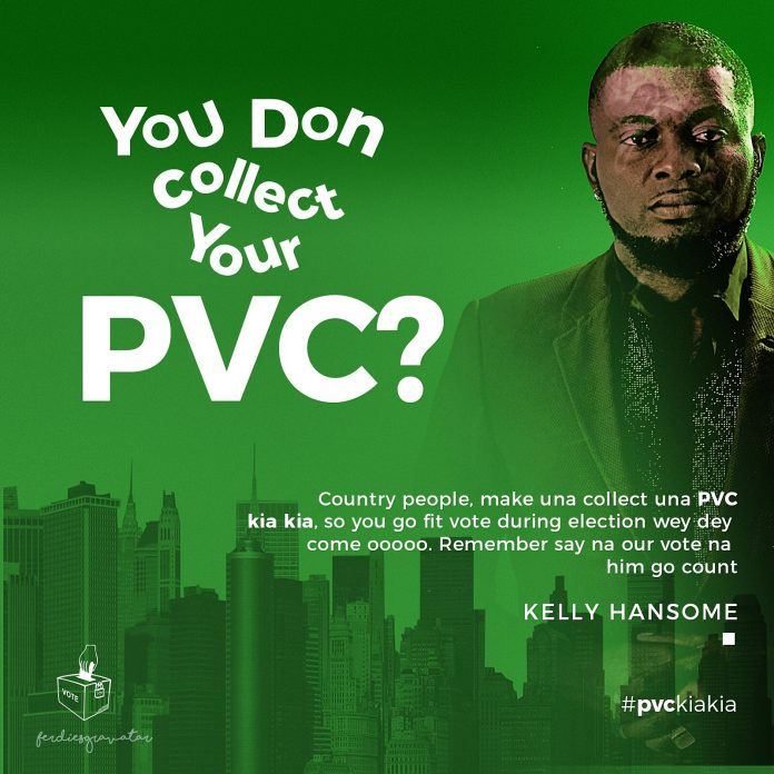 Download Kelly Hansome Vote Mp3