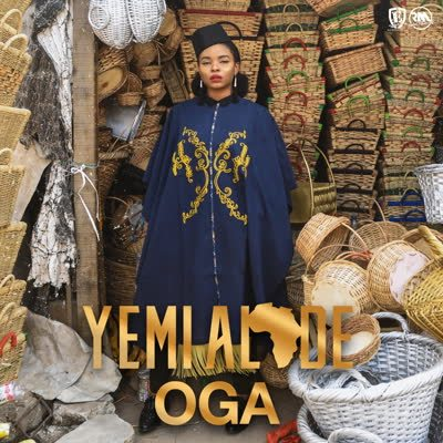 Download Yemi Alade Oga Mp3