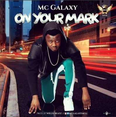 Download Mc Galaxy On Your Mark Mp3