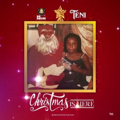 Download Teni Christmas Is Here Mp3