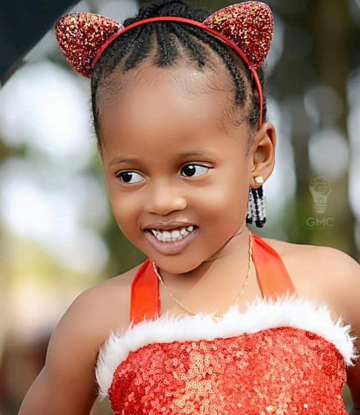 Comedian KlintdaDrunk Celebrates His Daughter's Birthday With Adorable Photos