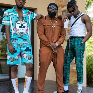 Download Video Dm Records – Kom Kom Ft. Timaya, King Perryy & Patoranking mp4