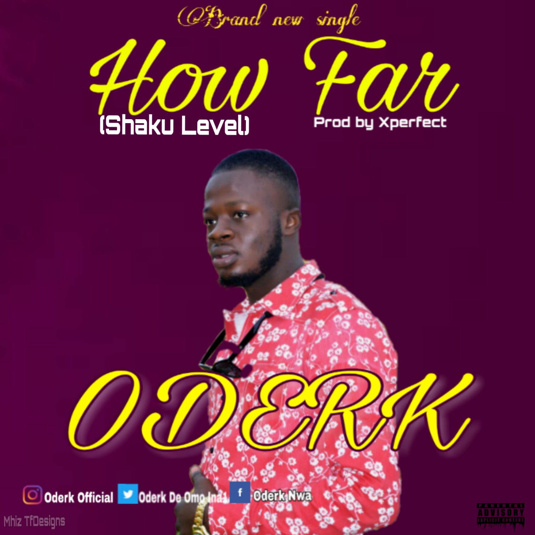 Download Oderk How Far Shaku Level Mp3