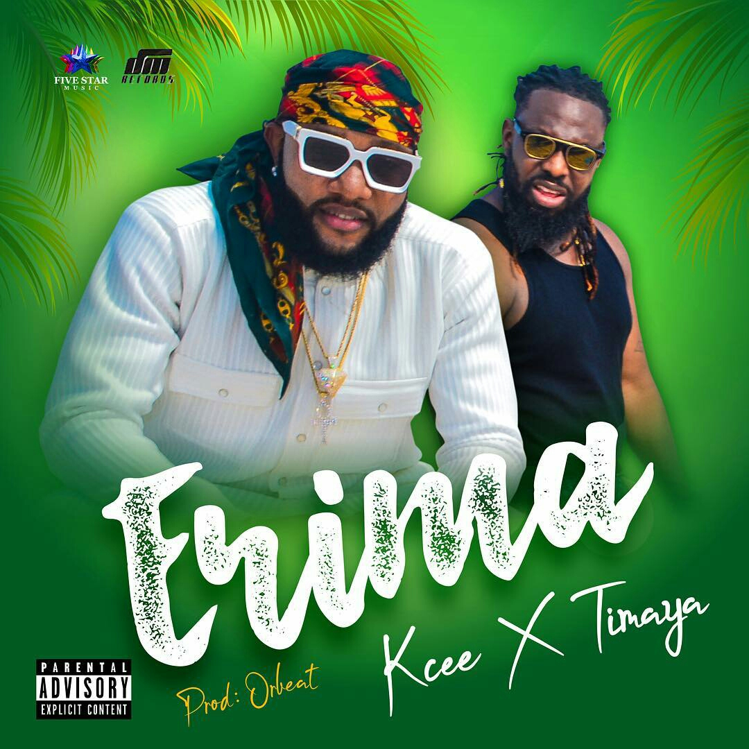 Download Kcee ft Timaya Erima Mp3