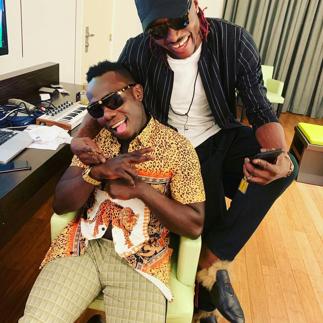 Terry G ft Duncan Mighty - Angelina Mp3 Download