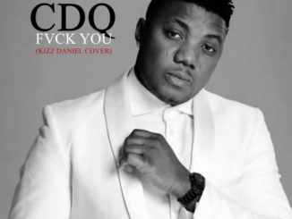 CDQ x Kizz Daniel – Fvck You (Cover) Mp3 Download Audio