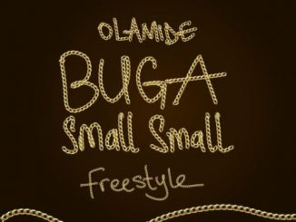 Buga Small Small (Freestyle) Mp3 Download