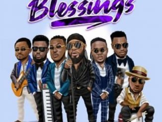 GospelOnDeBeatz - Blessings ft. Peruzzi, Praiz, Kholi, Alternate Sound Mp3 Download Audio