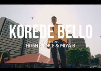 Korede Bello – Joko ft Fresh Prince x Miya B Mp3 Download Audio
