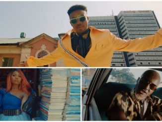 Korede Bello ft Fresh Prince x Miya B – Joko (Video) Mp4 Download