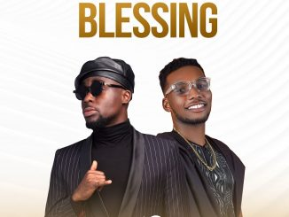 TeePhlow – Blessing Ft Victor AD Mp3 Download Audio