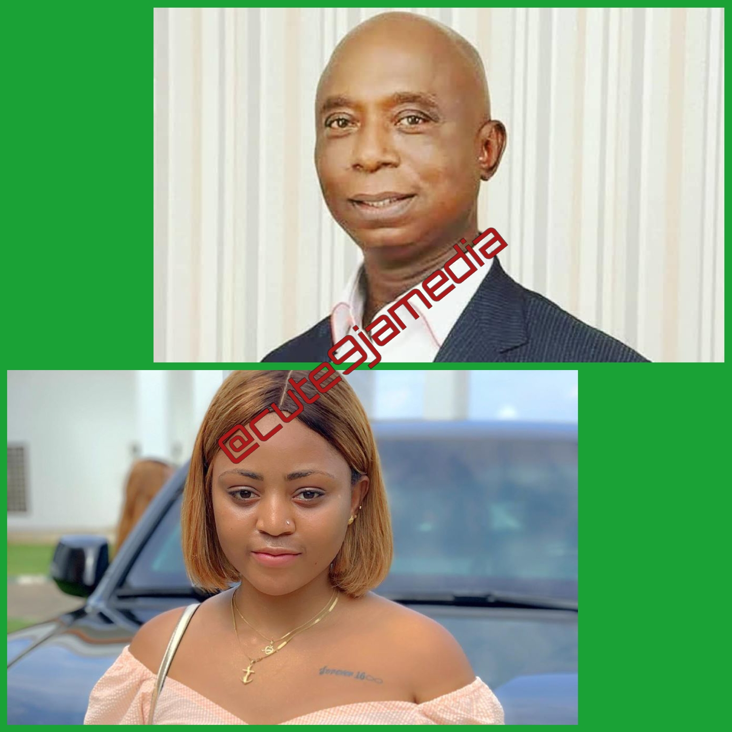 Ned Nwoko Pays Magazine Vendor In Dollar, Because His Wife Is On The Cover