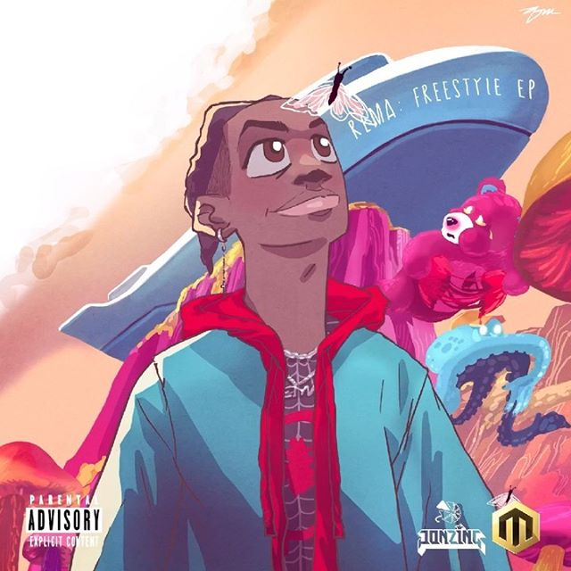 Rema – Freestyle EP