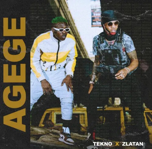Tekno - Agege ft Zlatan Ibile Mp3