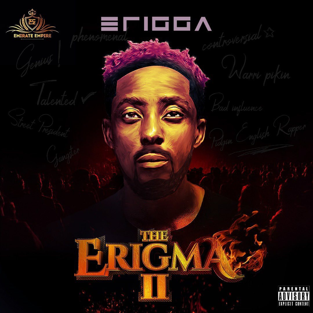 Erigga Area To The World ft Victor AD