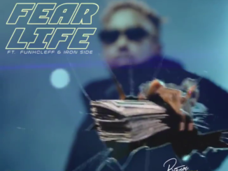 Erigga Fear Life ft Funkcleff x Iron Side