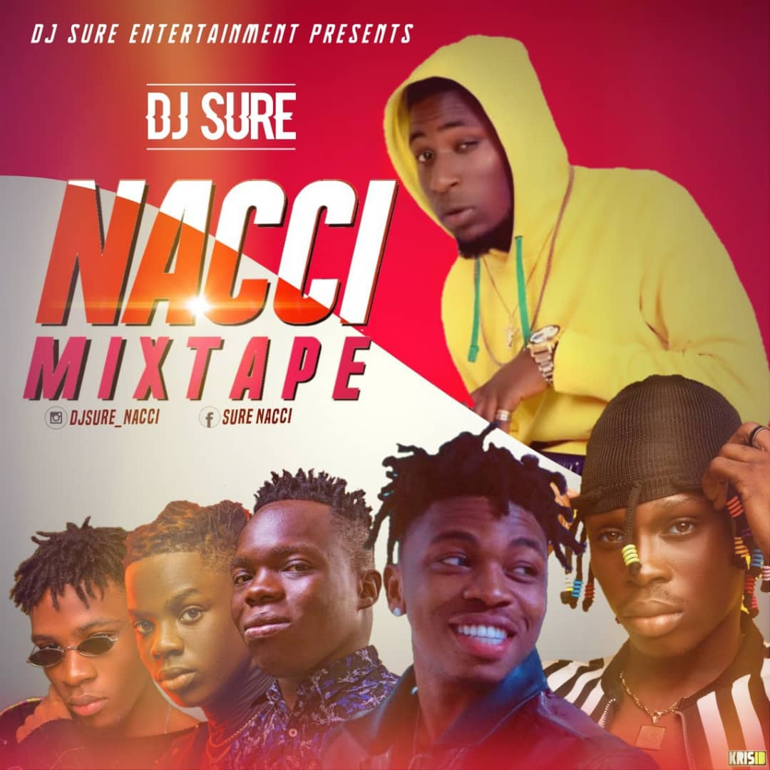 DJ Sure Nacci Marlians Mixtape