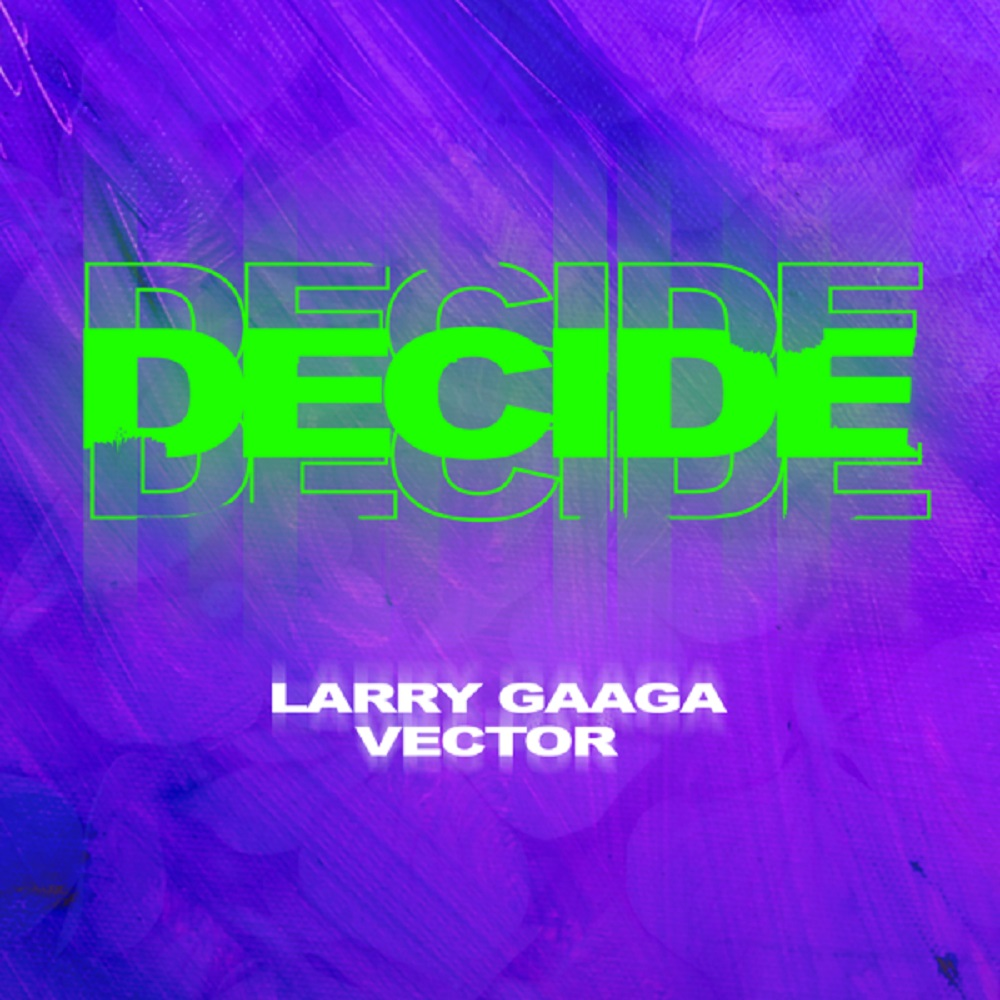 Larry Gaaga Decide ft Vector