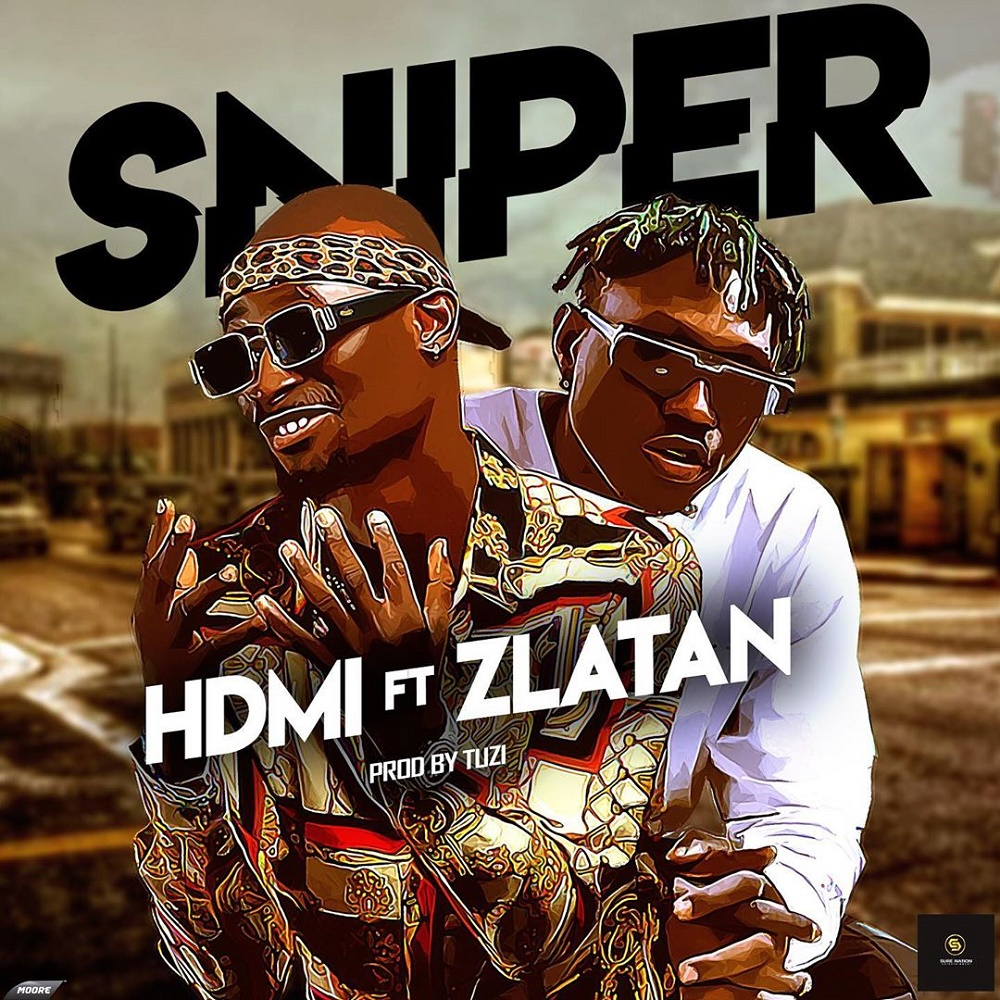 HDMI Sniper ft Zlatan