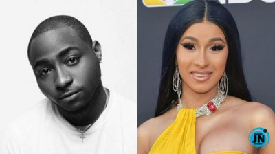 Davido Fall Remix Ft Cardi B