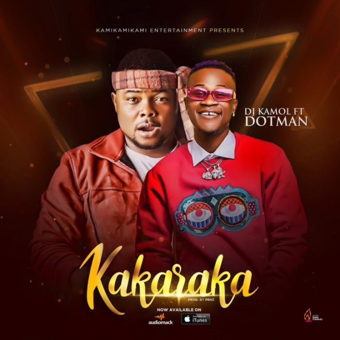 Download DJ Kamol Kakaraka Ft Dotman Mp3