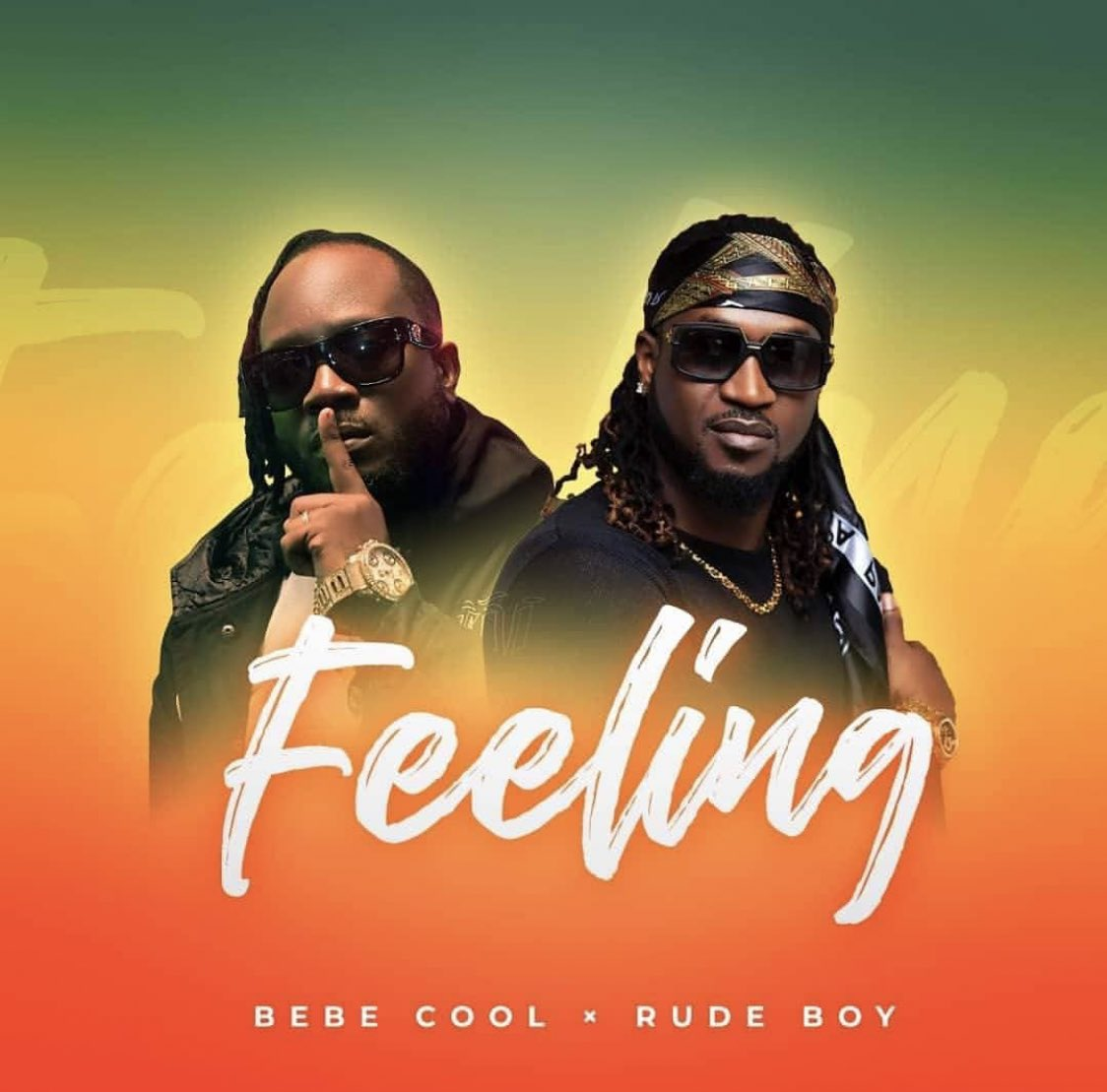 Download Bebe Cool Feeling Ft Rudeboy Mp3