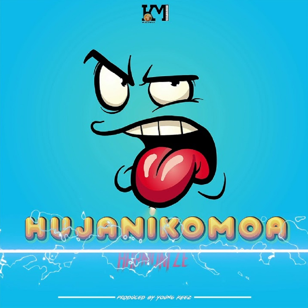 Download Harmonize Hujanikomoa Mp3