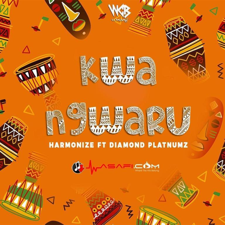 Download Harmonize Kwa Ngwaru ft Diamond Platnumz Mp3