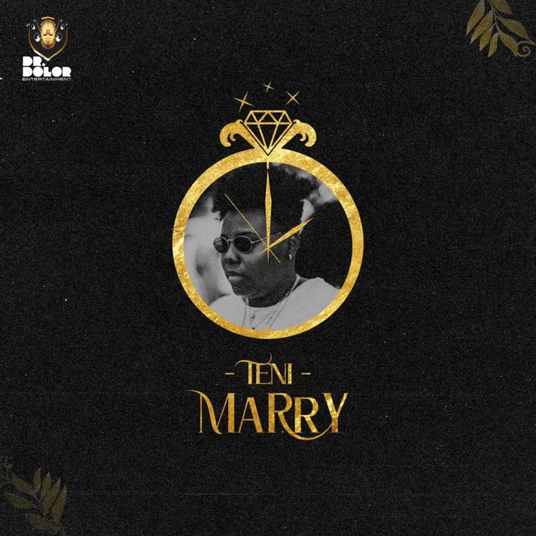 MUSIC: Teni – Marry