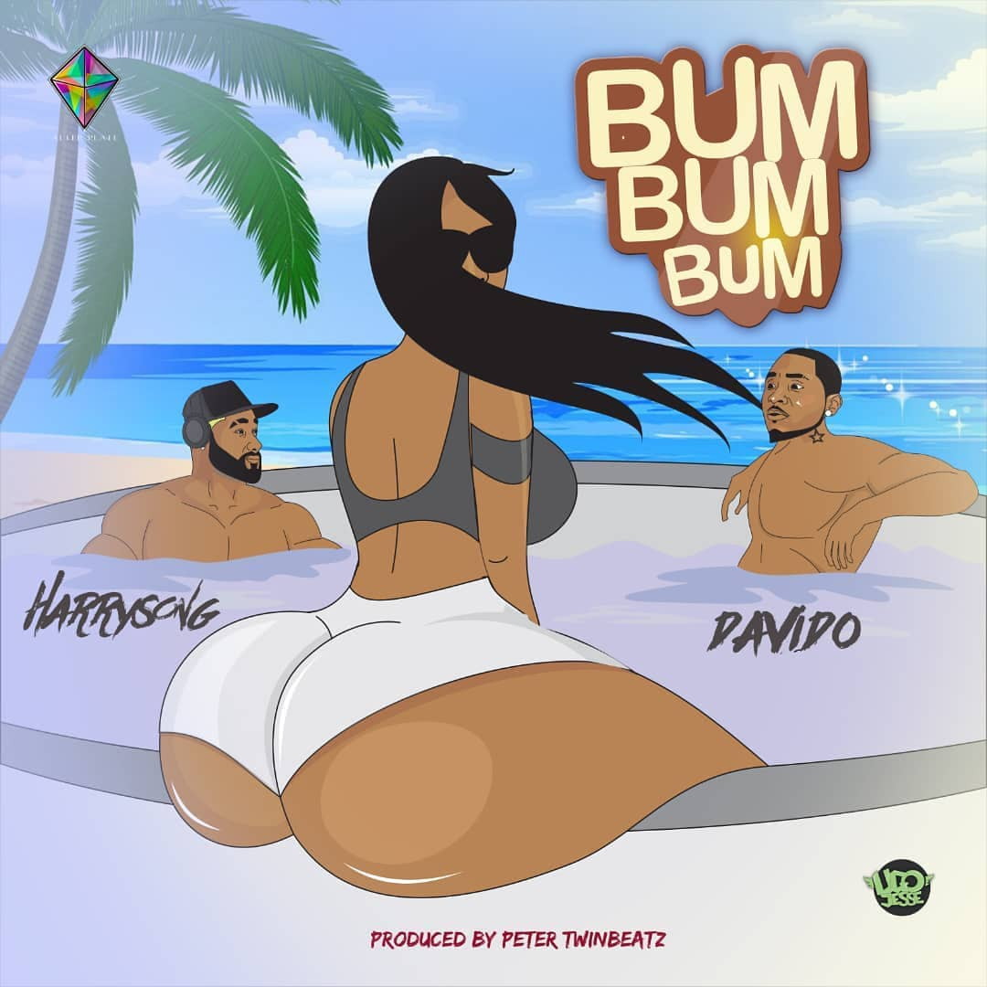 Harrysong Bum Bum Bum ft Davido