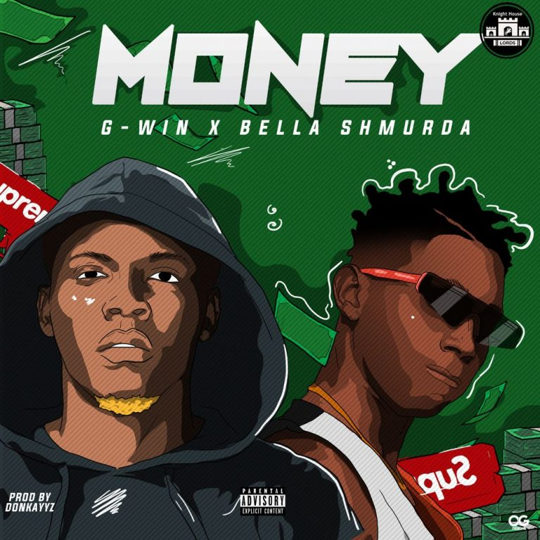 Download G-Win Money Ft Bella Shmurda Mp3