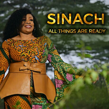 Download Sinach All Things Are Ready Mp3