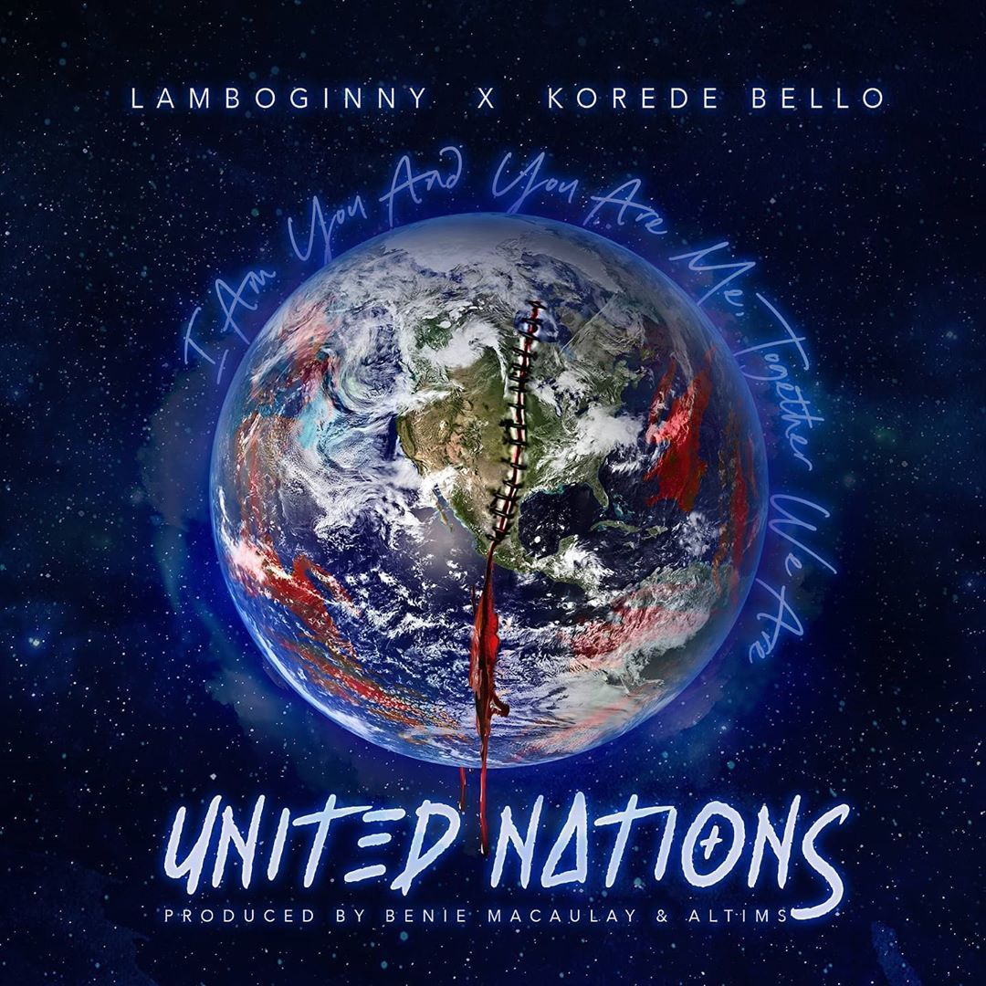 Download Lamboginny United Nations Ft Korede Bello Mp3