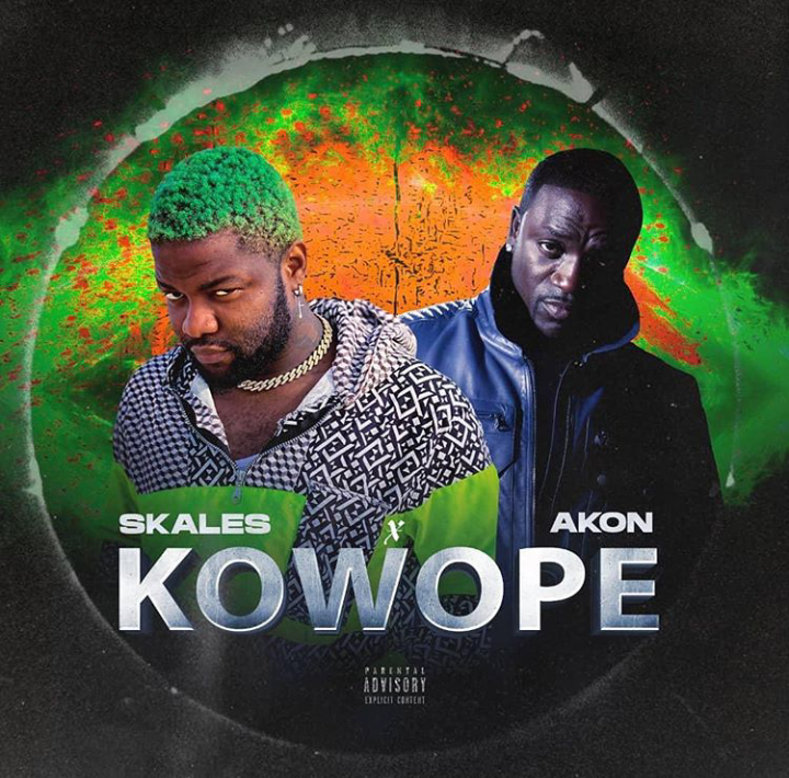 Download Skales Kowope ft Akon Mp3