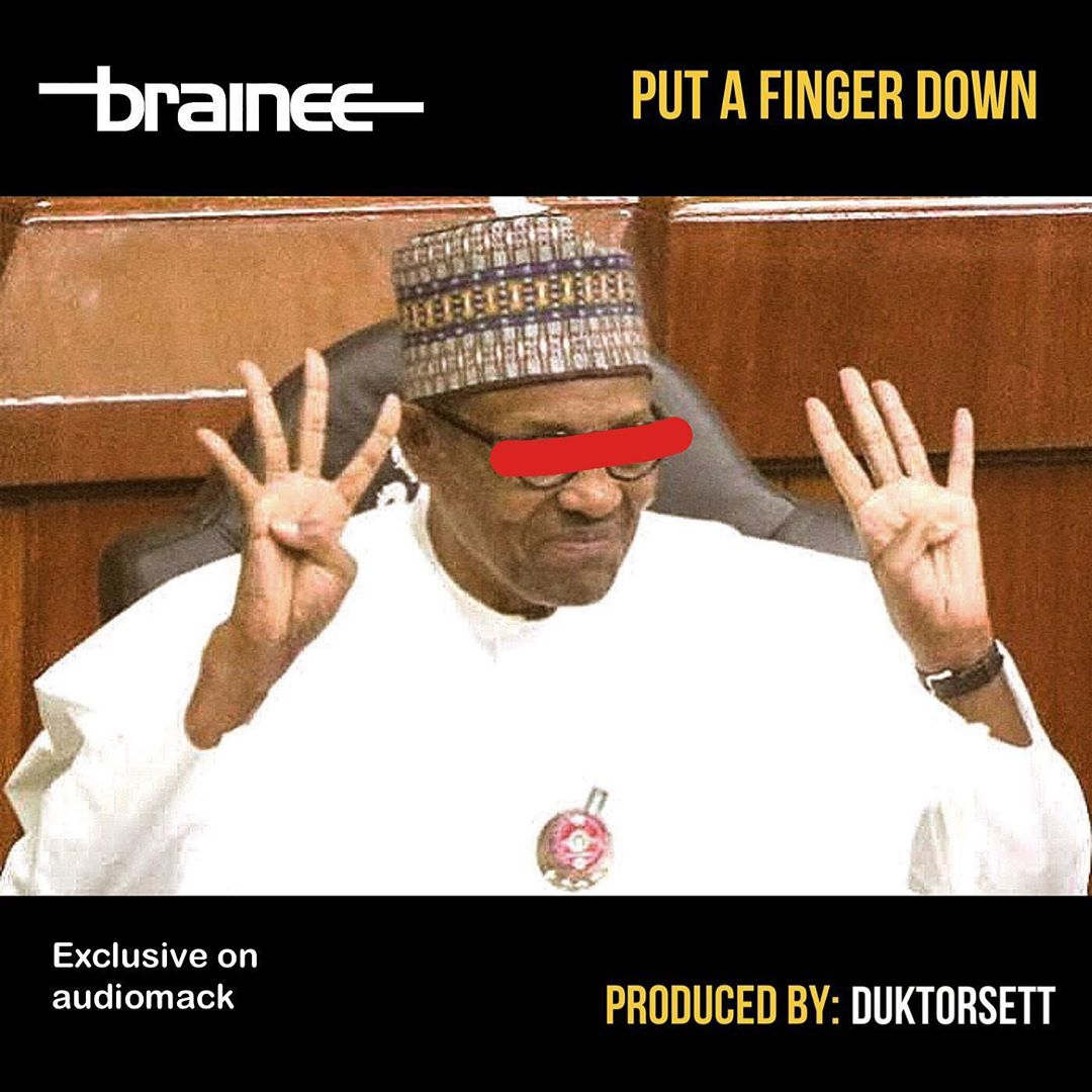Download Brainee Put A Finger Down Mp3