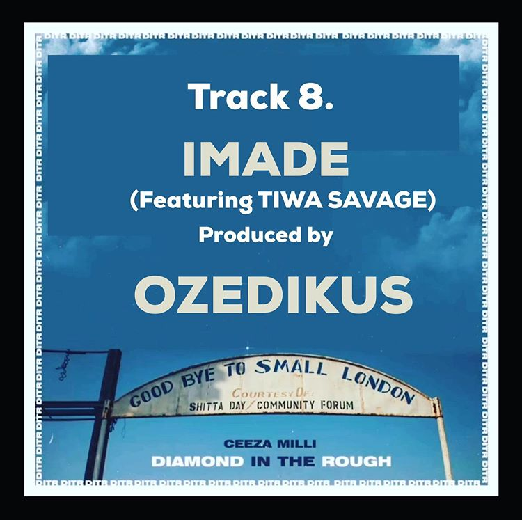 Download Ceeza Milli Imade Ft Tiwa Savage Mp3