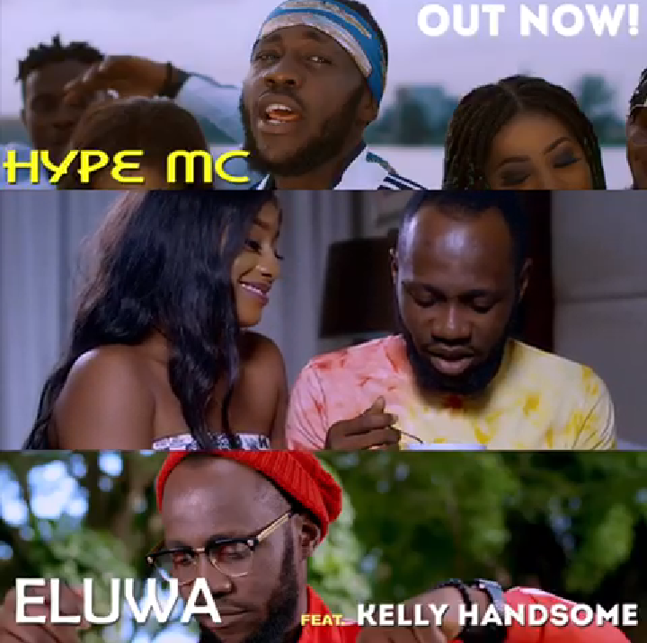 Download Hype Mc Eluwa ft Kelly Hansome Video
