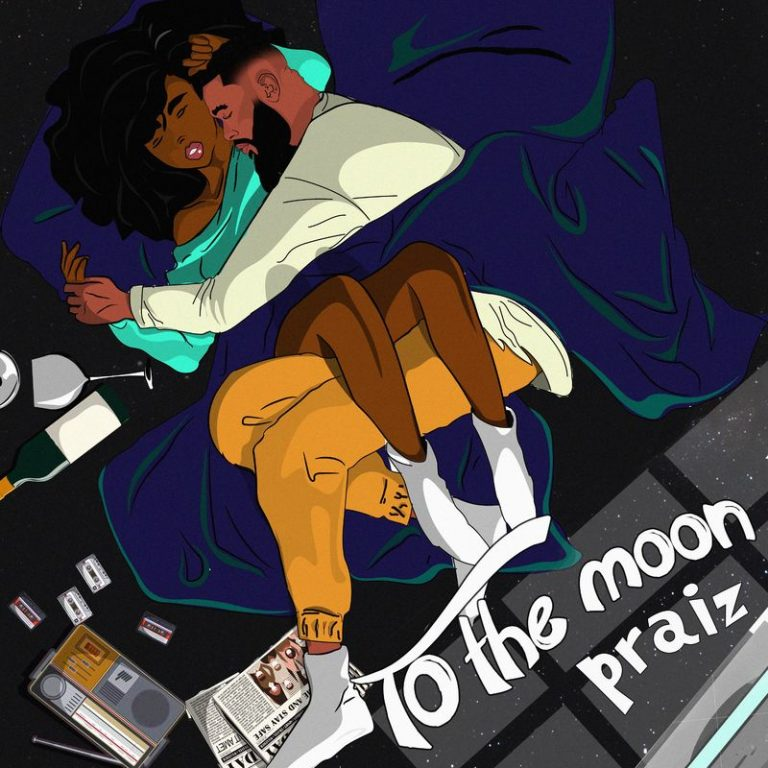Download Praiz To The Moon ft Kingxn Mp3