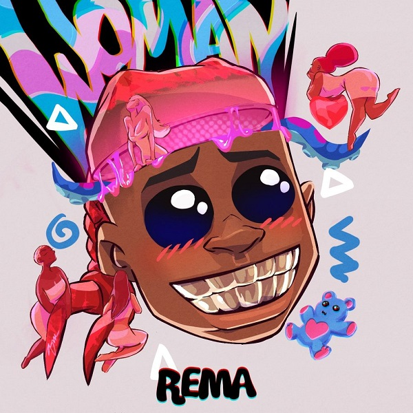 Download Rema Woman Mp3