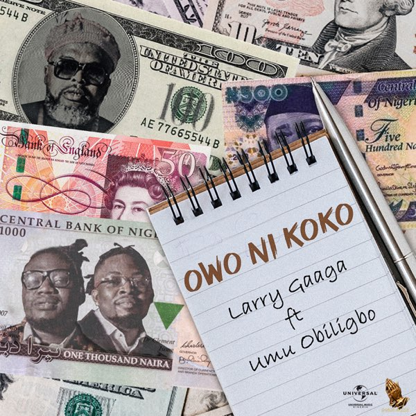 Download Larry Gaaga Owonikoko ft Umu Obiligbo Mp3