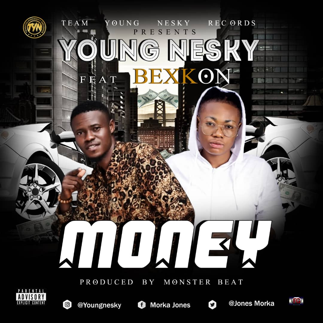 Download Young Nesky Money ft Blexkon Mp3