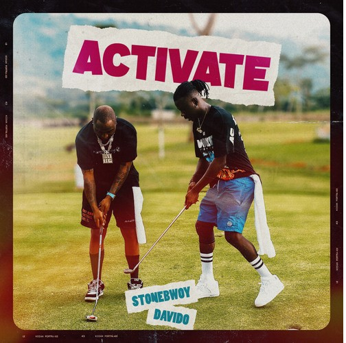 Download Stonebwoy Activate ft Davido Mp3